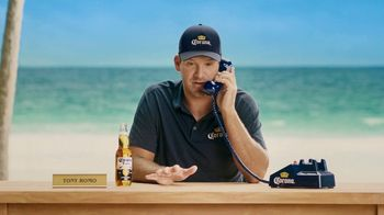 Corona Extra TV Spot, 'Hotline Returns' Featuring Tony Romo - Thumbnail 5