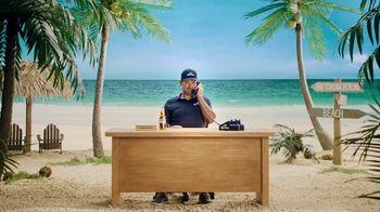 Corona Extra TV Spot, 'Hotline Returns' Featuring Tony Romo - Thumbnail 7