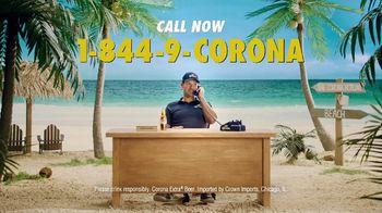 Corona Extra TV Spot, 'Hotline Returns' Featuring Tony Romo - Thumbnail 9