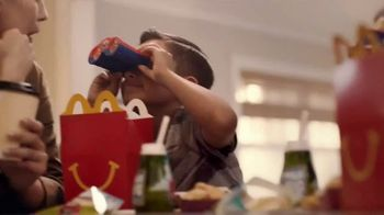 McDonald's Happy Meal TV Spot, 'Justice League Action: The Power of Milk' - Thumbnail 4