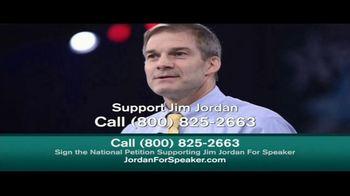 Senate Conservatives Action TV Spot, 'Jim Jordan for Speaker' - Thumbnail 5