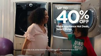 JCPenney Great Appliance Sale TV Spot, 'Family Favorites' - Thumbnail 4