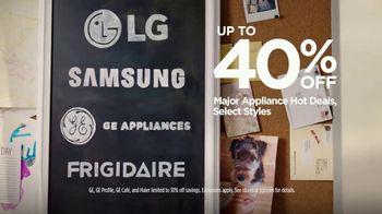 JCPenney Great Appliance Sale TV Spot, 'Family Favorites' - Thumbnail 5