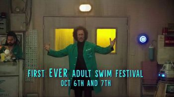 2018 Adult Swim Festival TV Spot, 'Dr. Roberts' - Thumbnail 3