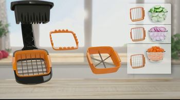Nicer Dicer Quick TV Spot, 'Faster Super Slicer'