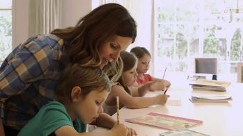 Abeka TV Spot, 'Make Homeschooling Work for You: How Ruth Does It'
