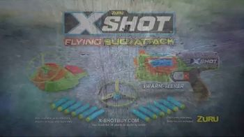 X-Shot Flying Bug Attack TV Spot, 'Can You Hit the Flying Mystery Targets?' - Thumbnail 10