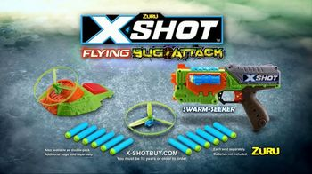 X-Shot Flying Bug Attack TV Spot, 'Can You Hit the Flying Mystery Targets?' - Thumbnail 8
