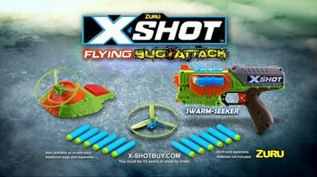X-Shot Flying Bug Attack TV Spot, 'Can You Hit the Flying Mystery Targets?' - Thumbnail 9