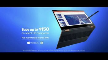 Best Buy TV Spot, 'Color Me Impressed: HP' - Thumbnail 10