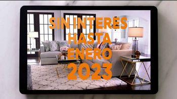 Rooms to Go TV Spot, 'Día del trabajo: la pieza perfecta' [Spanish] - Thumbnail 7