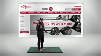 2nd Swing TV Spot, 'Target Site'