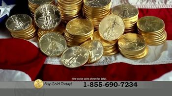 U.S. Money Reserve Gold American Eagle TV Spot, 'Gold Rush: $129' - Thumbnail 3