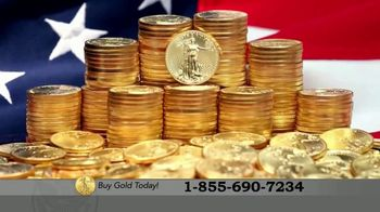U.S. Money Reserve Gold American Eagle TV Spot, 'Gold Rush: $129' - Thumbnail 7