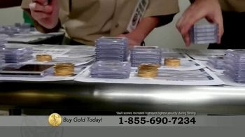 U.S. Money Reserve Gold American Eagle TV Spot, 'Gold Rush: $129' - Thumbnail 9