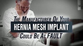 Gold Shield Group TV Spot, 'Hernia Mesh Implant' - Thumbnail 4
