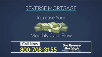 One Reverse Mortgage TV Spot, 'Older Homeowners' - Thumbnail 4