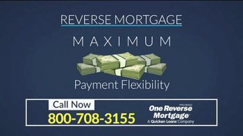 One Reverse Mortgage TV Spot, 'Older Homeowners' - Thumbnail 5