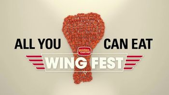 Golden Corral All You Can Eat Wing Fest TV Spot, 'TBS: Formation' - Thumbnail 8