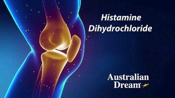 Australian Dream Arthritis Pain Relief Cream TV Spot, 'Effective Relief' - Thumbnail 4