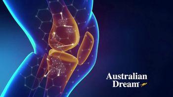 Australian Dream Arthritis Pain Relief Cream TV Spot, 'Effective Relief' - Thumbnail 5