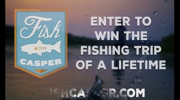 Casper Fishing Trip Giveaway TV Spot, 'Go Where the Fish Are' - Thumbnail 9