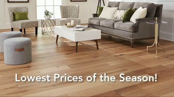 Lumber Liquidators Labor Day Flooring Sale TV Spot, 'Hardwood and Bamboo' - Thumbnail 1
