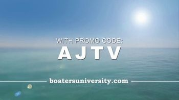 Boaters University TV Spot, 'Anglers Boot Camp Deals' - Thumbnail 9
