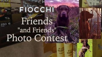 Fiocchi Friends and Friends Photo Contest TV Spot, 'Hunting Dog Rescue' - Thumbnail 5