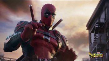 Marvel Strike Force: Deadpool & S.H.I.E.L.D. Team-up: Grenade Refraction!