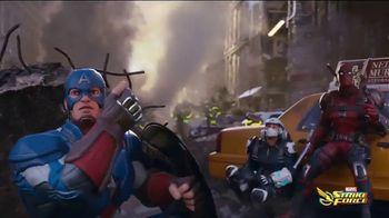 Marvel Strike Force TV Spot, 'Medic Team-up: Grenade Refraction!' - Thumbnail 2