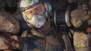 Marvel Strike Force TV Spot, 'Medic Team-up: Grenade Refraction!' - Thumbnail 5