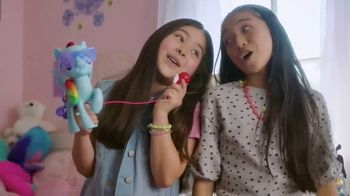 My Little Pony Singing Rainbow Dash TV Spot, 'Disney Channel: Friends' - 56 commercial airings