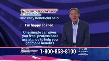 Medicare Coverage Helpline TV Spot, 'Make Sure' Featuring Joe Namath - Thumbnail 6