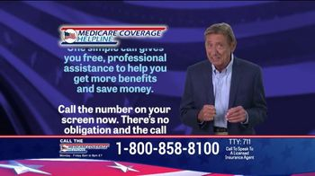 Medicare Coverage Helpline TV Spot, 'Make Sure' Featuring Joe Namath - Thumbnail 7