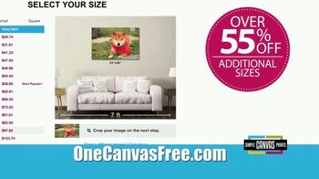 Simple Canvas Prints TV Spot, 'Bring Your Images to Life' - Thumbnail 10