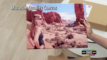 Simple Canvas Prints TV Spot, 'Bring Your Images to Life' - Thumbnail 6