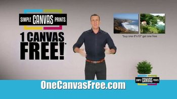 Simple Canvas Prints TV Spot, 'Bring Your Images to Life' - Thumbnail 8