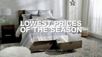 Macy's Labor Day Sale TV Spot, 'Furniture and Mattresses' - Thumbnail 4