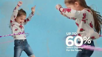 JCPenney TV Spot, 'Family Deal: 60 Percent' - Thumbnail 3