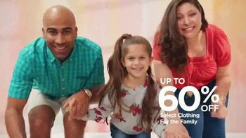JCPenney TV Spot, \'Family Deal: 60 Percent\'