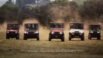 2019 Kawasaki MULE PRO-MX TV Spot, 'Herd' Featuring Steve Austin - 216 commercial airings
