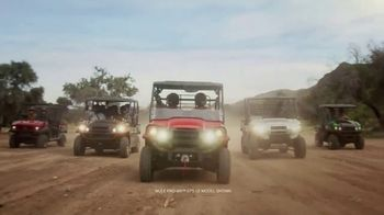 2019 Kawasaki MULE PRO-MX TV Spot, 'Herd' Featuring Steve Austin - Thumbnail 2