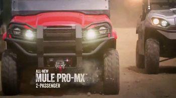 2019 Kawasaki MULE PRO-MX TV Spot, 'Herd' Featuring Steve Austin - Thumbnail 4