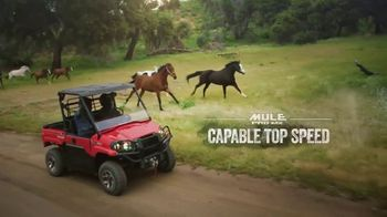 2019 Kawasaki MULE PRO-MX TV Spot, 'Herd' Featuring Steve Austin - Thumbnail 6
