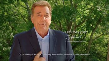 U.S. Money Reserve TV Spot, 'House of Cards' Featuring Chuck Woolery - Thumbnail 2