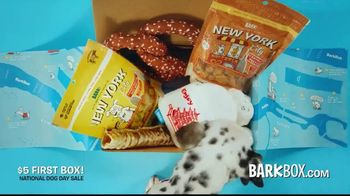 BarkBox National Dog Day Sale TV Spot, 'New Toy' - Thumbnail 8