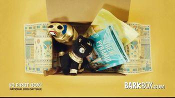 BarkBox National Dog Day Sale TV Spot, 'New Toy' - Thumbnail 7