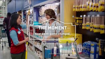 Lowe's TV Spot, 'Game-Changer: Paint and Stains Rebate'