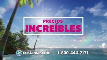 Costamar Travel TV Spot, 'Cancún, Chile y Madrid' [Spanish] - Thumbnail 1